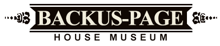 Backus Page House Museum Logo