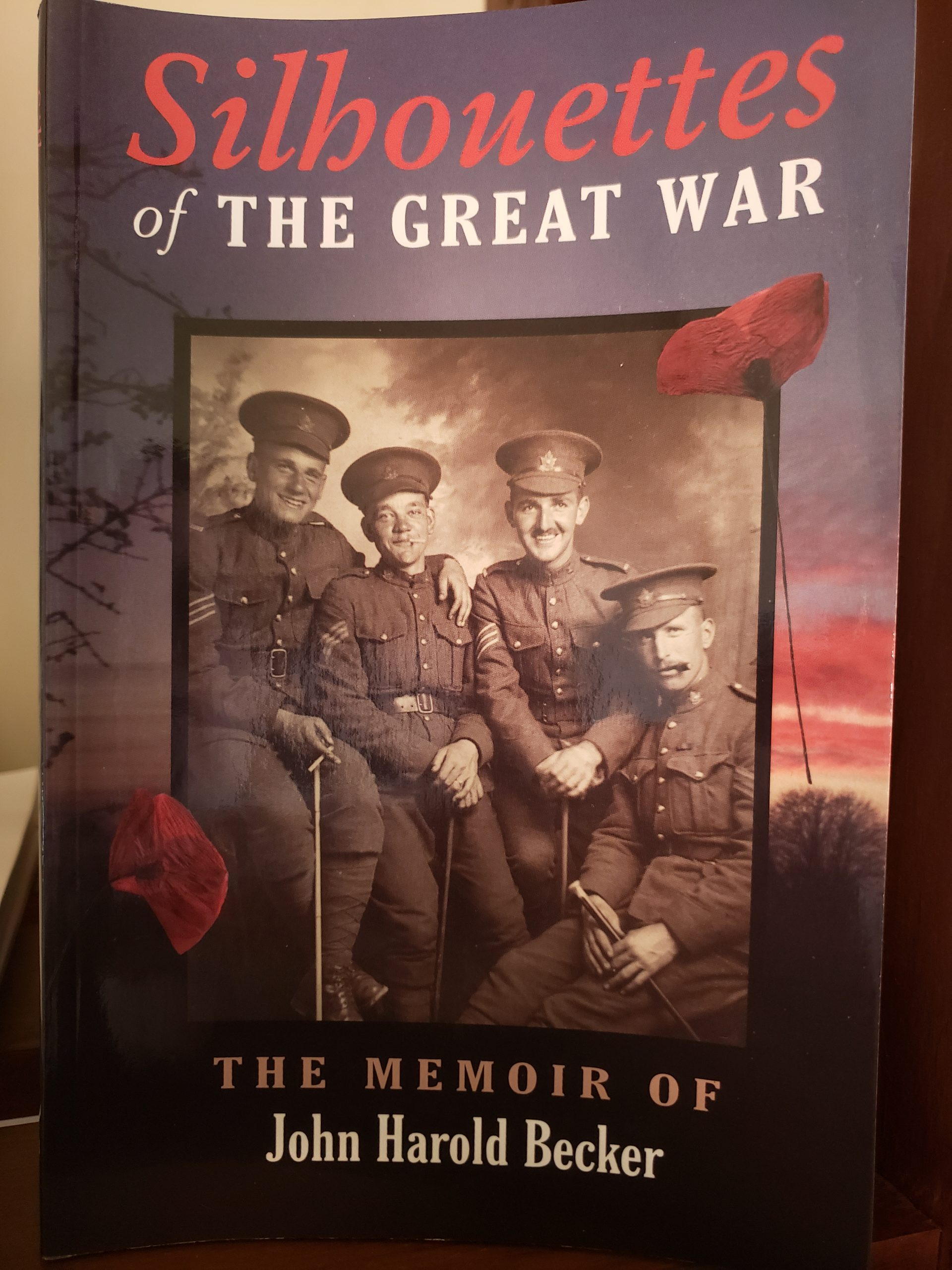 Remembrance Day – John Harold Becker